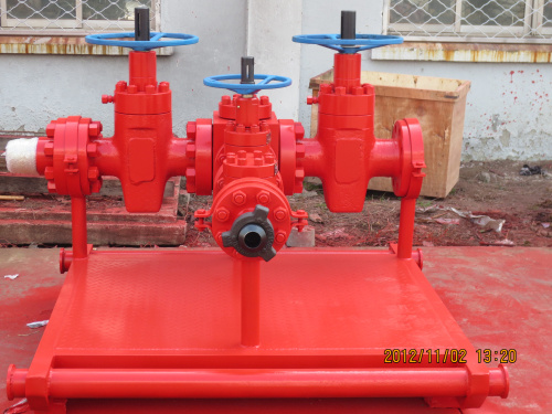 China Products/Suppliers. Gas Manifolds for Gas Supply System pictures & photos