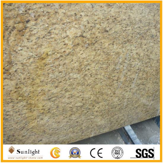 China Polished Gold Giallo Ornamental