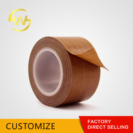 Silicone Coated Fiberglass PTFE Thread Seal Tape