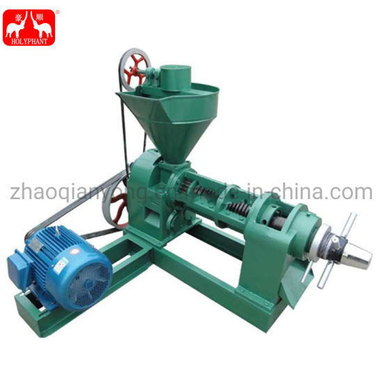 6yl-95/Zx-10 Small Sunflower Coconut Peanut Oil Mill Making Press Machine