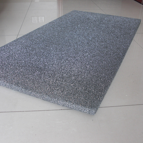 Acoustic Aluminum Foam Panel (closed cell) pictures & photos