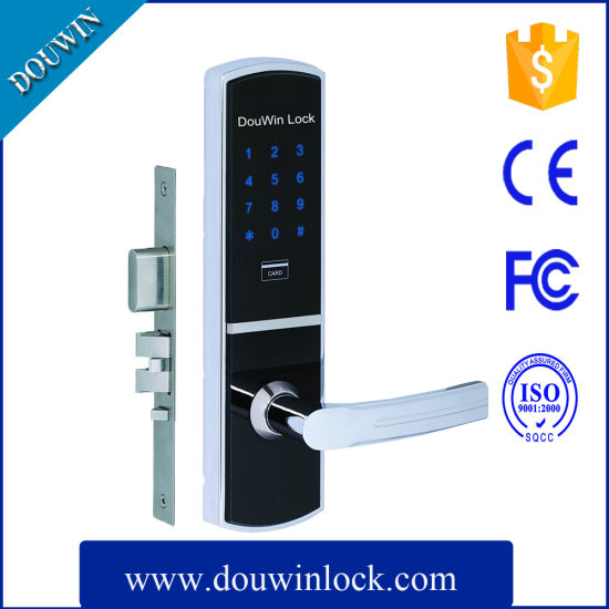High Quality Apartment Electronic Swipe Card Key Door Lock  sc 1 st  Douwin Int\u2032l Industry Limited : door swipe - pezcame.com