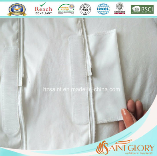 Polyester Waterproof Mattress Encasement- Twin pictures & photos