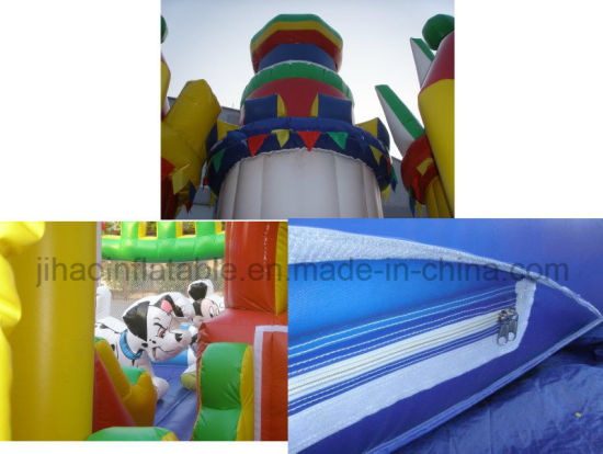 Inflatable Castle, Inflatable Fun City for Children Playing pictures & photos