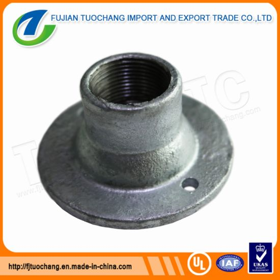Forged Steel Galvanized Strut Perforated Parts pictures & photos
