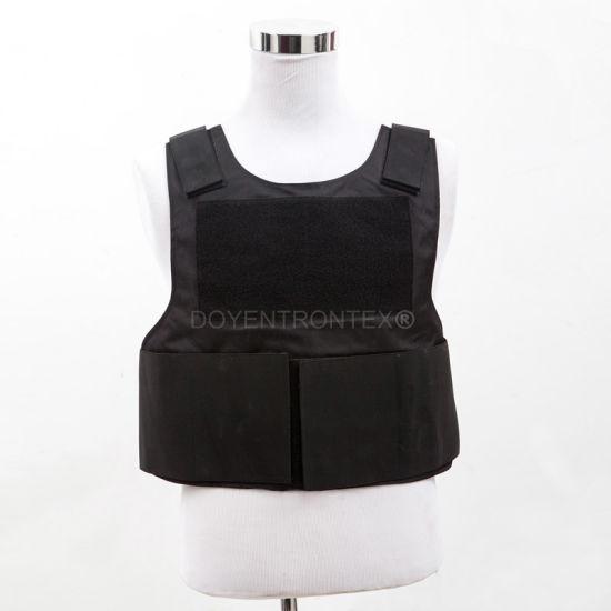 Ballistic Vest/Bulletproof Vest/Soft Body Armor/Military Vest/PE Vest (TYZ-BV-077)