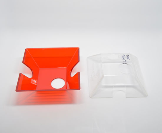 Plastic Mold Manufacturer Injection Custom PC Moulded Transparent Mould Products