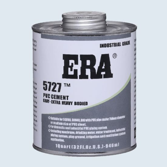 Solvent Cement for PVC Pipe and Fittings