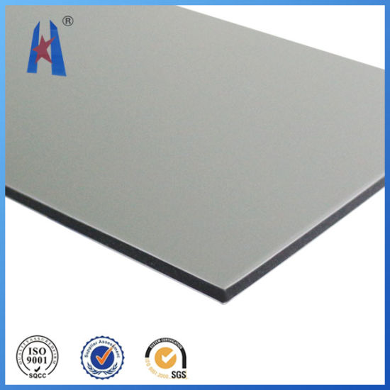 Nano Aluminum Ccomposite Panel with PVDF Coated