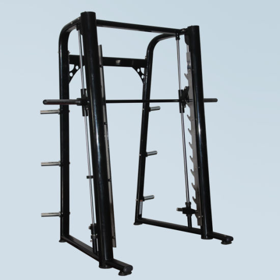 Hammer Strength Exercise Smith Machine Fitness Home Gym Equipment (FM-1009) pictures & photos