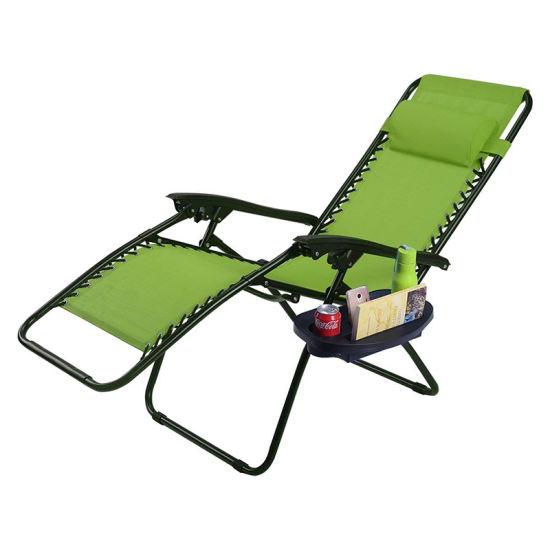 High Quality Portable Zero Gravity Lounge Chair Folding Beach Chair