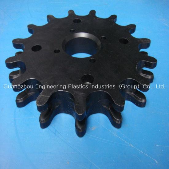 Oil Nylon Sprocket Wheel with Carbon Fiber