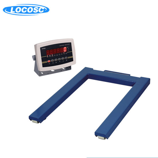China Stainless Steel Weighing Bar U Beam Floor Scale
