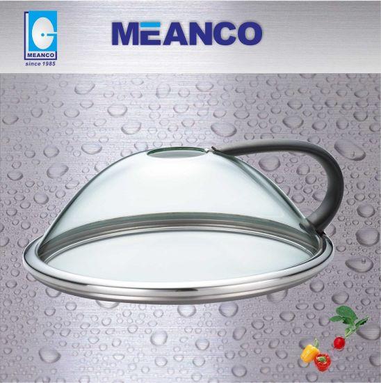 Super Hige Dome Lid / Ez Cooking Glass Lid