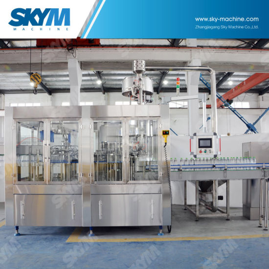 10000bph Full Automatic Water Beverage Filling Machine