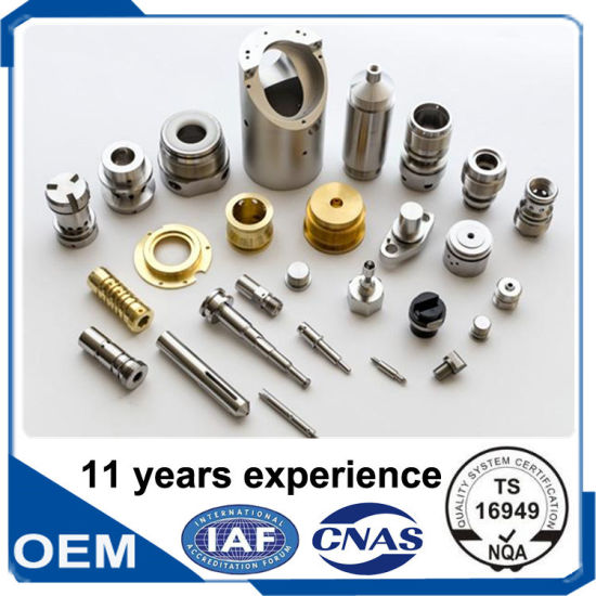 OEM Custom Aluminum Brass Precision CNC Lathe Turning Machining Part