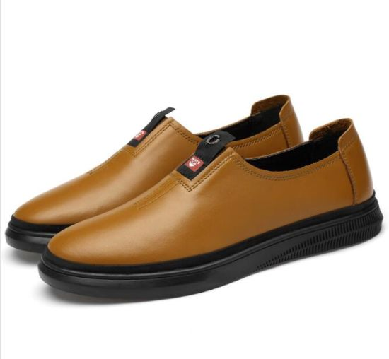 black office shoes mens
