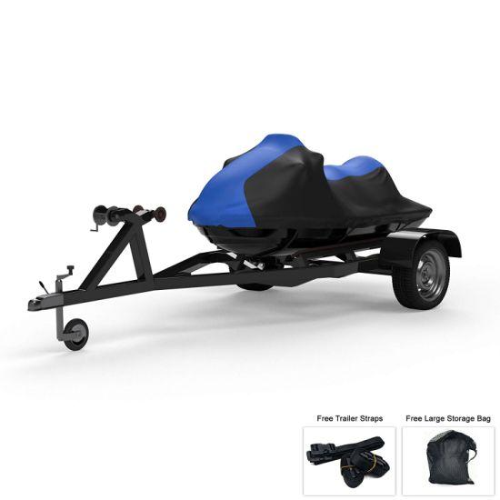Motorcycle Accessory for Sea Doo Gtx 155 2010-2018 Protects From Rain, Sun, UV Rays Jet Ski Covers