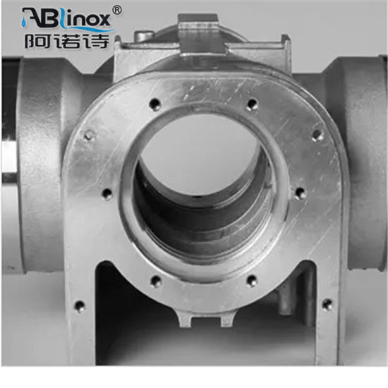 OEM Casting Stainless Steel Non-Standard Valve Body Parts