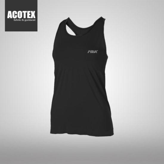Lady's Vest Tank Sleeveless T-Shirt Sportswear