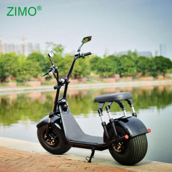 China European Warehouse Stock 1000W 1500W EEC 2 Wheel Fat