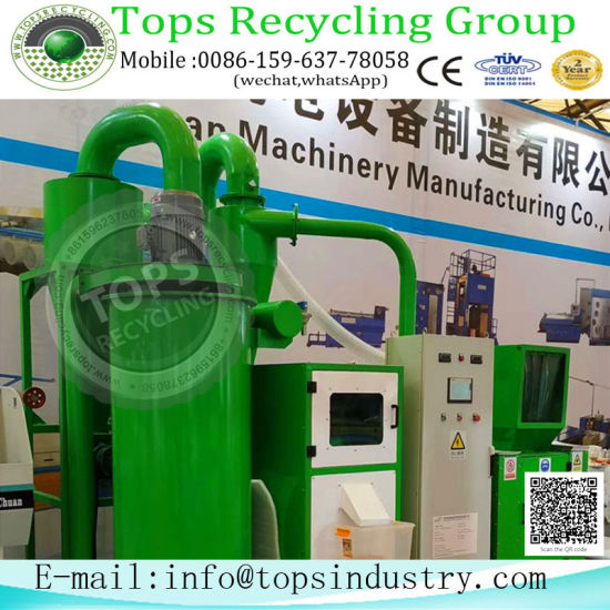 China Waste Cable Shredding Machine - China Cable Crusher, Cable