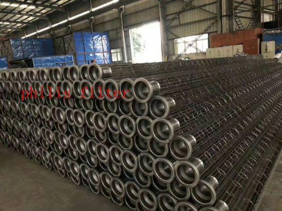 China Manufacturer Asphalt Plant Dust Filter Cage