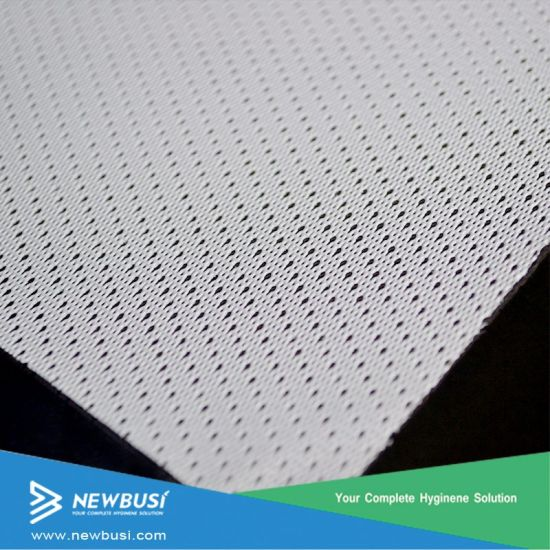 Hot-Selling Perforated PE Stretch Film for Lady Napkins