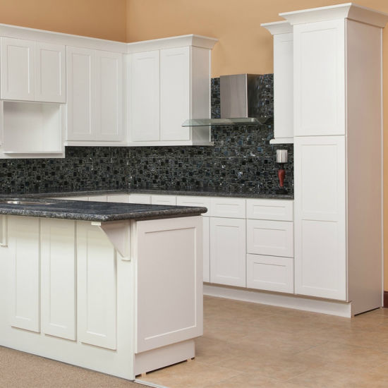 Australian Standard Guangzhou Pre Embled Kitchen Cabinets