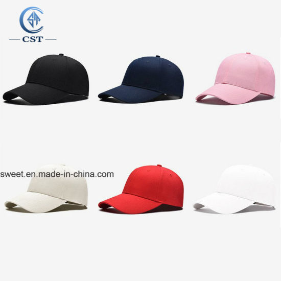 2018 Fashion High Quality Custom Sports Baseball Cap/Hats pictures & photos