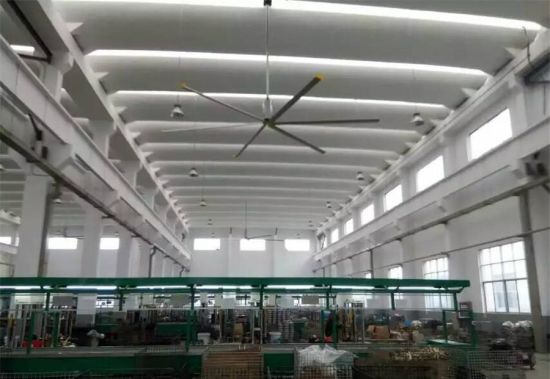 China 24ft low power large industrial electric giant ceiling fan 24ft low power large industrial electric giant ceiling fan aloadofball Image collections