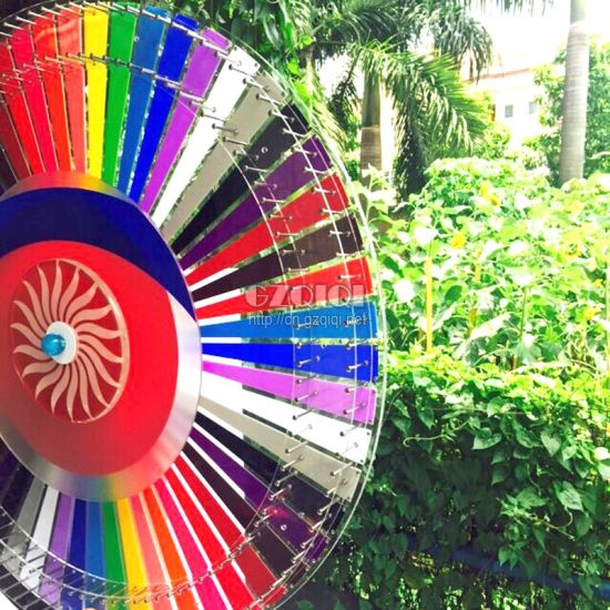 Electrical Turntable/Fortune Wheel/Lottery Game Wheel/Lucky Draw pictures & photos