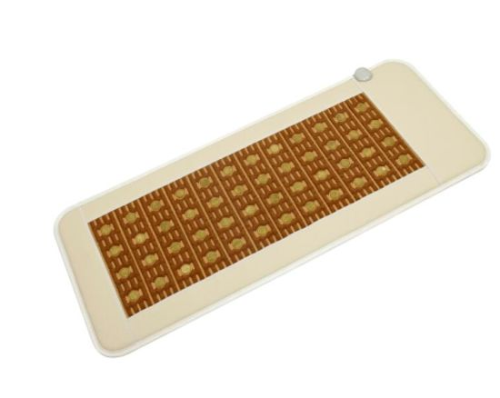 Tourmaline Stone Yellow Mud Negative Ions Jade Health Medical Heated Mats Fir Amethyst Massage Sofa Bed Mattress