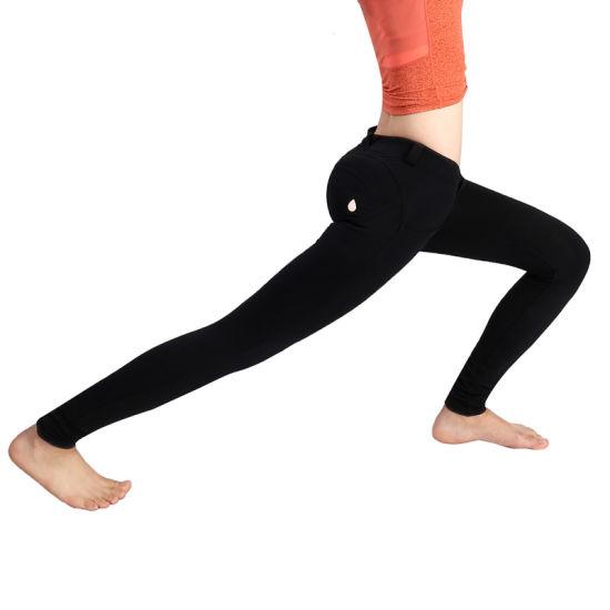 229d1724f329e Wholesale Fitness Yoga Wear Sexy Spandex Yoga Leggings Athletic Wear Women  Sports Wear Yoga Pants