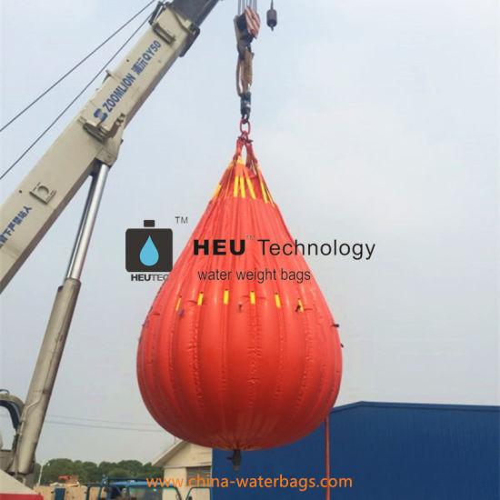 25ton Overhead Bridge Crane Load Test Water Weight Bag