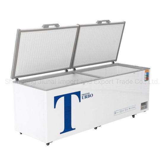 Chest Freezer with Top Open Door Bd/Bc-100 (100L)