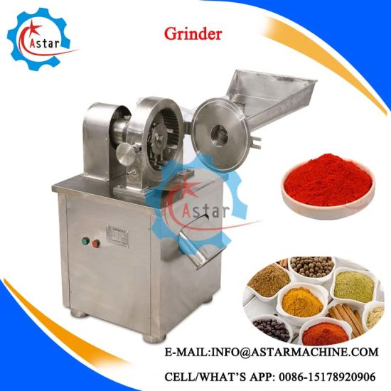 Low Price with High Effective Spice Grinder Manufacture pictures & photos