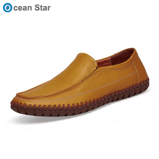 e140a12f31d China New Hot Sell Genuine Leather Driving Shoes Men′s Loafers ...