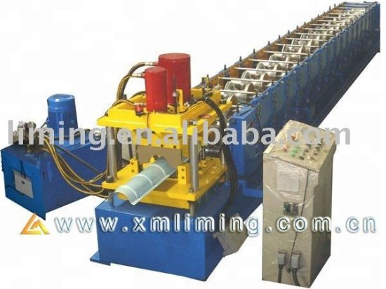 Xiamen Liming Roof Tile Ridge Cap Forming Machine