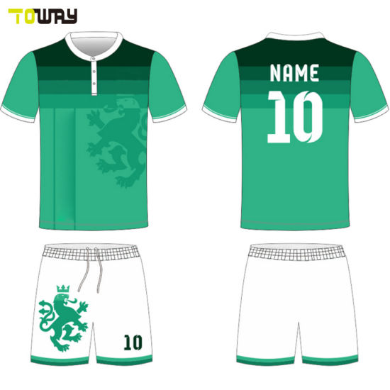 996be802c China Custom Sublimation Printed Kids USA Soccer Jersey - China ...