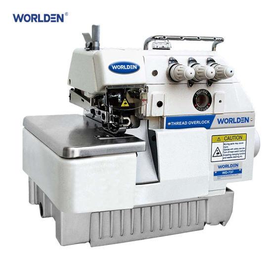 Wd-737 Three Thread Overlock Sewing Machine