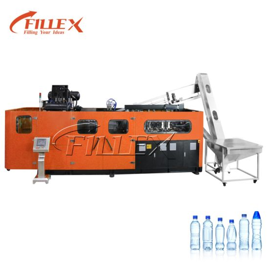 Complete Pet Bottle Production Line with Blowing Machine