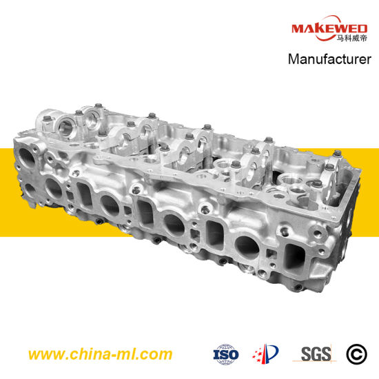 China Engine Parts 1kd-Ftv 3 0tdi Cylinder Head for Toyota