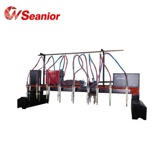 CNC Portable Gantry Plasma Flame Sheet Metal Cutting Machine