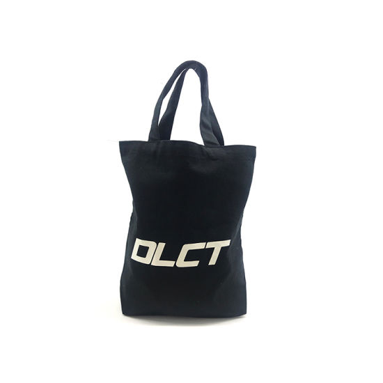 Promotional Customized Logo Size Canvas Organic Fabric Tote Blank Cotton Shopping Canvas Organic Cotton Produce Bags