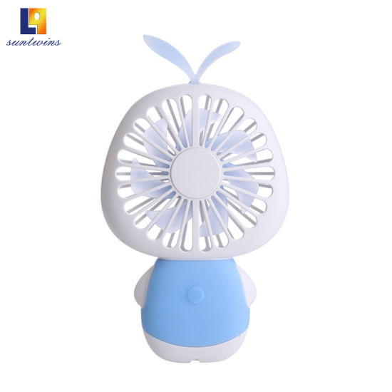 Portable Mini Small Rechargeable Standing Fan Electrical Appliance pictures & photos