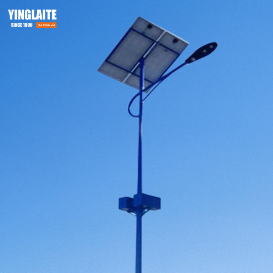 Wholesale Outdoor Waterproof IP65 20W 40W 60W Integrated All in One LED Solar Street Light