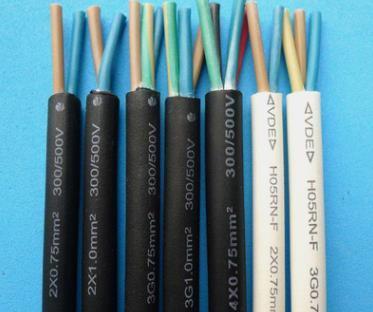 Flexible Cable Pump Cable Pump Power Cord Rubber Cable H07rn8-F H05rn8-F H05rn-F H05rr-F H07rn-F H07rr-F