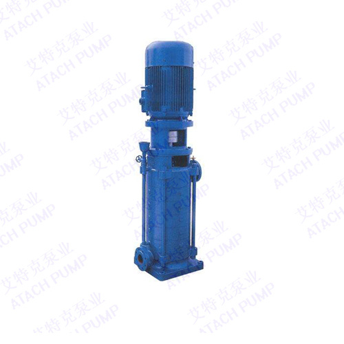 50dl12-12.5*5 Vertical Multistage High Pressure Water Pump for High Bulidings Water Supply