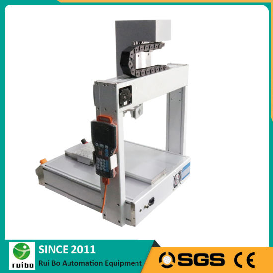 China High Efficiency Automatic Glue Dispensing Machine with Factory Price